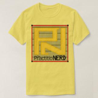 Pro Wrestling PractitioNERD T-Shirt