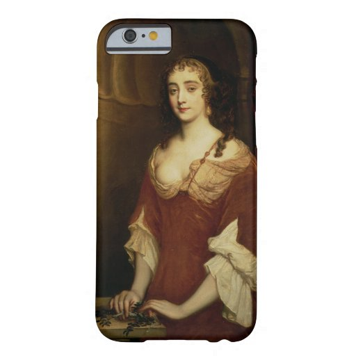 Probable portrait of Nell Gwynne (1650-87), mistre iPhone 6 Case