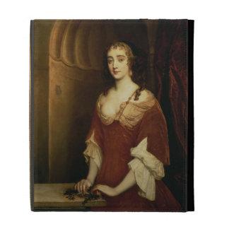 Probable portrait of Nell Gwynne (1650-87), mistre iPad Folio Case