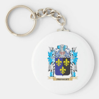 Probert Coat of Arms - Family Crest Keychains