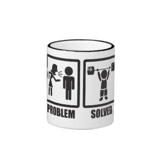 Problem Solved - Overhead Press Mugs
