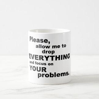 Problems Mug