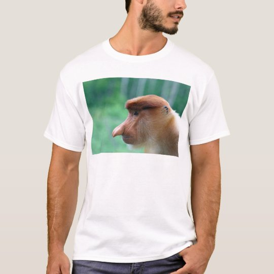 Proboscis monkey profile T-Shirt
