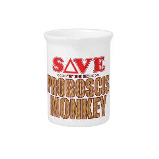 Proboscis Monkey Save Pitcher