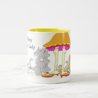 Proceeds to Animal Charity Crazy Dog Lady Mug