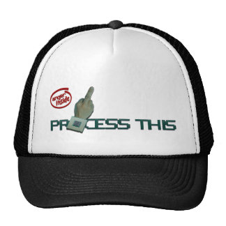 Process This! (Anger Inside Technology) Cap