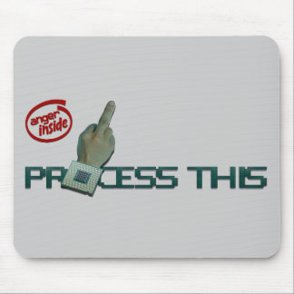 PROCESS THIS! - MOUSE PAD