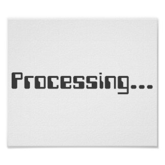 Processing Posters