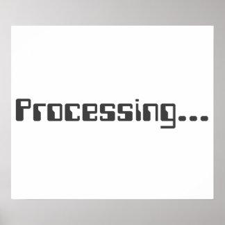 Processing Print