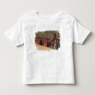 Procession in St. Mark's Square, detail of musicia Toddler T-Shirt