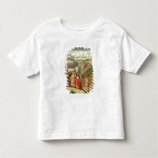 Procession of St. Gregory to the Castel St. Angelo Toddler T-Shirt