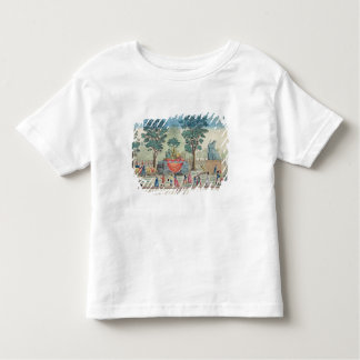 Procession of the Chariot of Agriculture Toddler T-Shirt