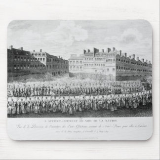 Procession of the Opening of the Estates Mouse Pad
