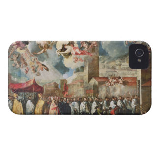 Procession of the Relics of the Holy Brescian Bish iPhone 4 Cover