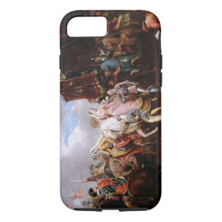 Procession to the Roiall Justs Holden in Smithfiel iPhone 7 Case