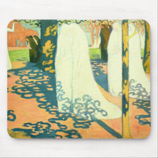 Procession under the Trees, 1892 Mouse Mat
