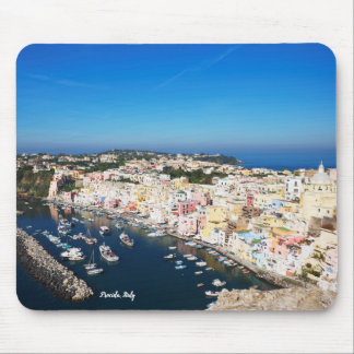 Procida Mouse Pad