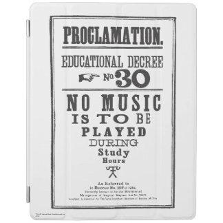 Proclamation 30 iPad cover