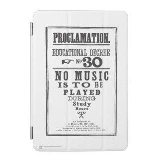 Proclamation 30 iPad mini cover