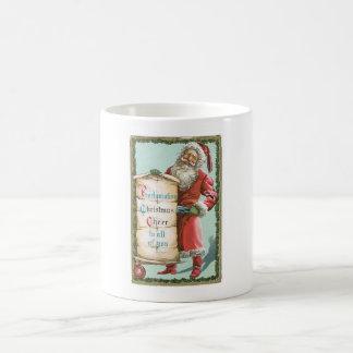 Proclamation Christmas Cheer to all of you Coffee Mug