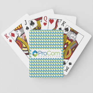 ProCom Consulting Playing Cards