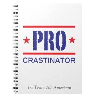 PROcrastinator Notebook