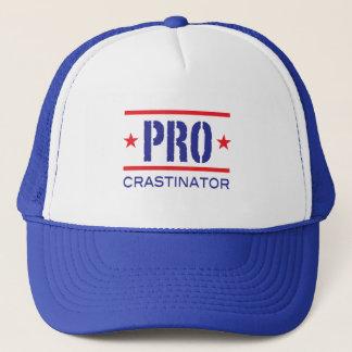 PROcrastinator_ Trucker Hat