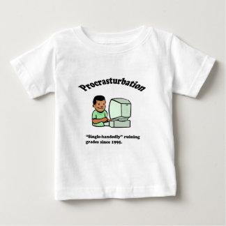 Procrasturbation! Baby T-Shirt