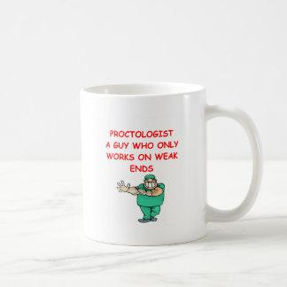 PROCTOLOGIST.png Coffee Mugs