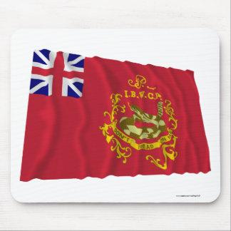 Proctor's Independent Batallion Flag Mousepads