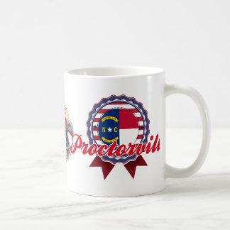 Proctorville, NC Basic White Mug