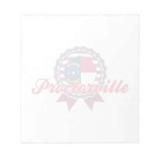Proctorville, NC Notepad