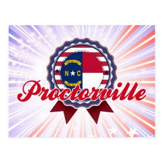 Proctorville, NC Postcard