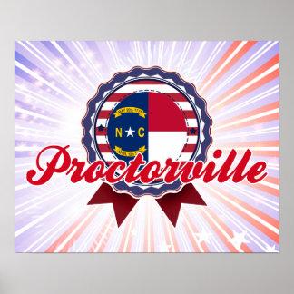 Proctorville, NC Print