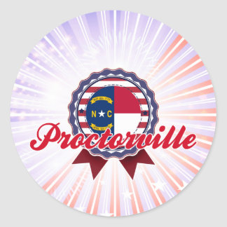 Proctorville, NC Stickers