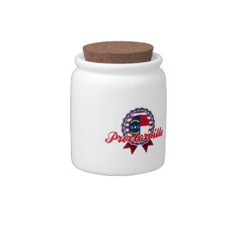 Proctorville NC Candy Jar