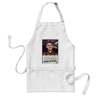 Produce For Victory Apron