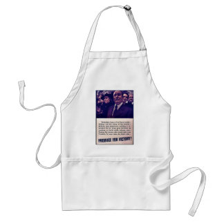 Produce For Victory! Aprons