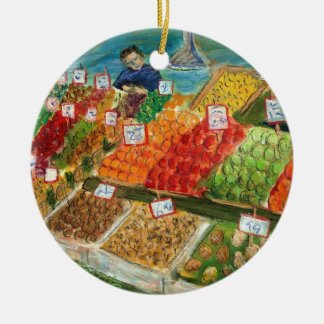 Produce Ornament (Pike Place Seattle)