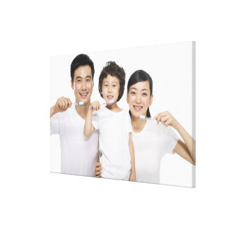 Produced by Blue Jean Images in Beijing, China Canvas Print