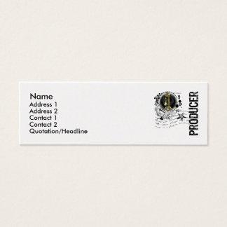 Producer Alchemy Mini Business Card