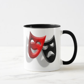 Producer and Masks Mug