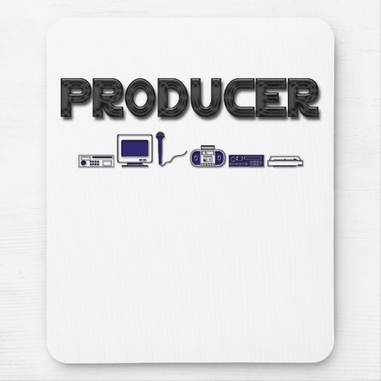 Producer Mouse Mat