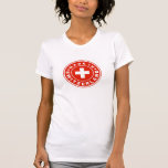 product country flag label made switzerland swiss t shirts