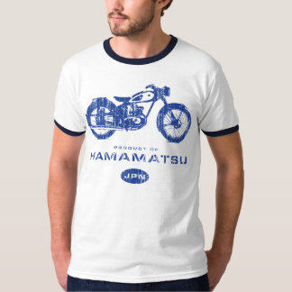 Product of Hamamatsu, JPN (vintage blue) T-Shirt