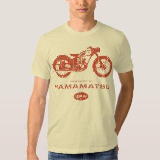 Product of Hamamatsu, JPN (vintage red) Tshirts