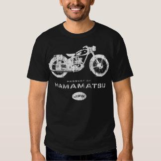 Product of Hamamatsu, JPN (vintage white) T-shirts