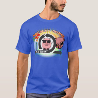 Product Owner - Agile Scrum - Chickens & Pigs T-Shirt