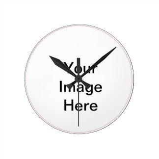 product templates clocks
