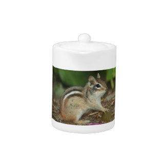 product with photo of cute chipmunk